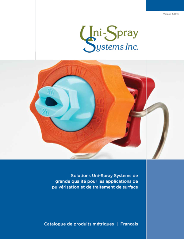 French Metric Spray Cover